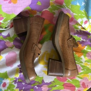 MIA Brazilian 90s Vtg Loafers size 8 1/2